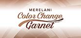 Merelani Color Change Garnet Stone Logo