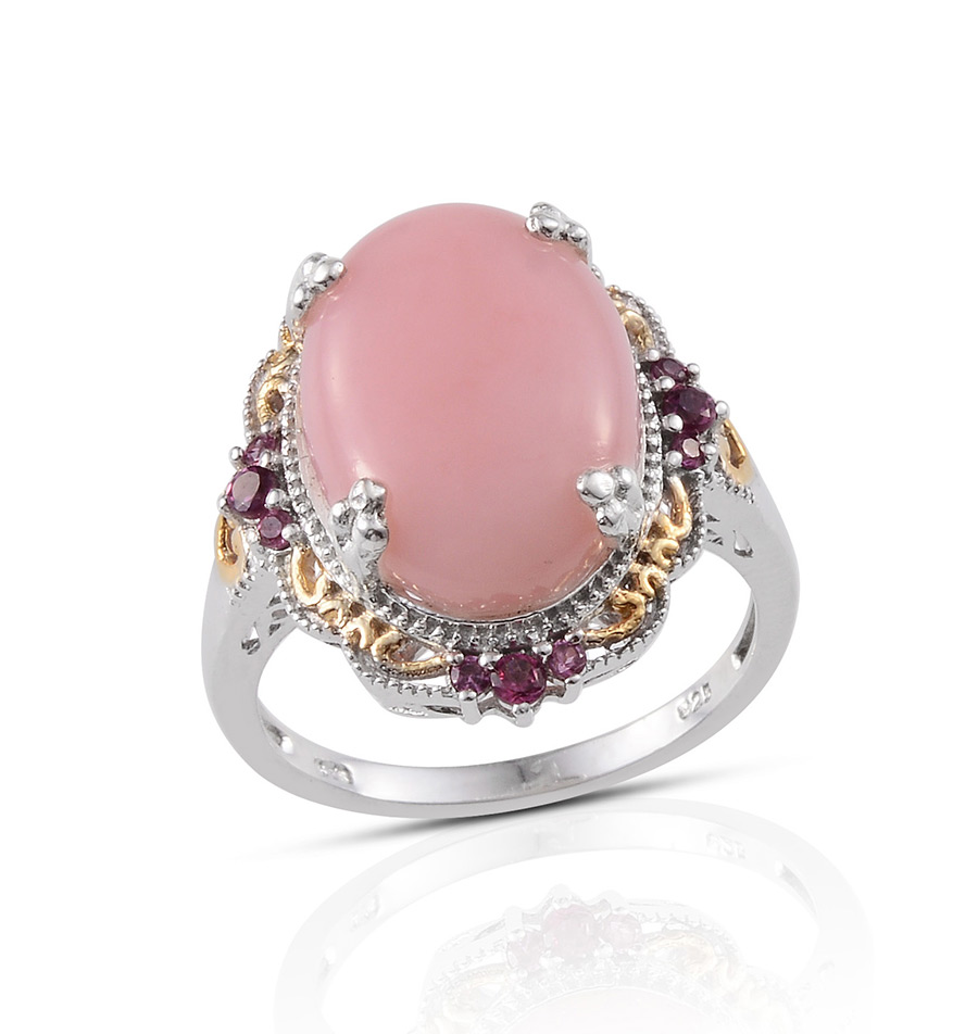 Pink Opal Stone, Jewelry Information, Properties | Shop LC