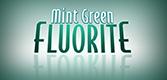 Mint Green Fluorite Logo