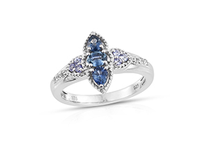 Shop for Montana Sapphire Rings.