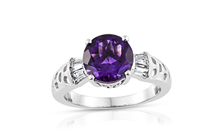 Shop for Moroccan Amethyst Rings.