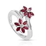 Shop for Mundarara Ruby Rings.