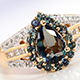 Narsipatnam alexandrite ring.