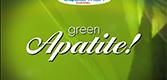 Natural Green Apatite Logo