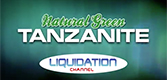 Natural Green Tanzanite Logo