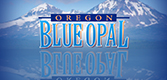 Oregon blue opal logo.