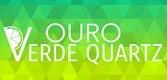 Ouro Verde Quartz Logo