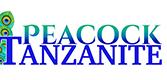 Peacock Tanzanite Logo