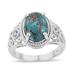 Shop for Persian Turquoise Rings.