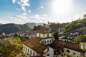Brazilian landscape.