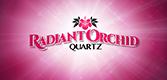 Radiant Orchid Quartz Logo