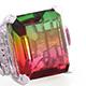 Rainbow Genesis Quartz Jewelry