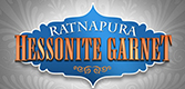 Ratnapura Hessonite Garnet Logo