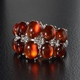 View hessonite garnet ring at Shop LC.