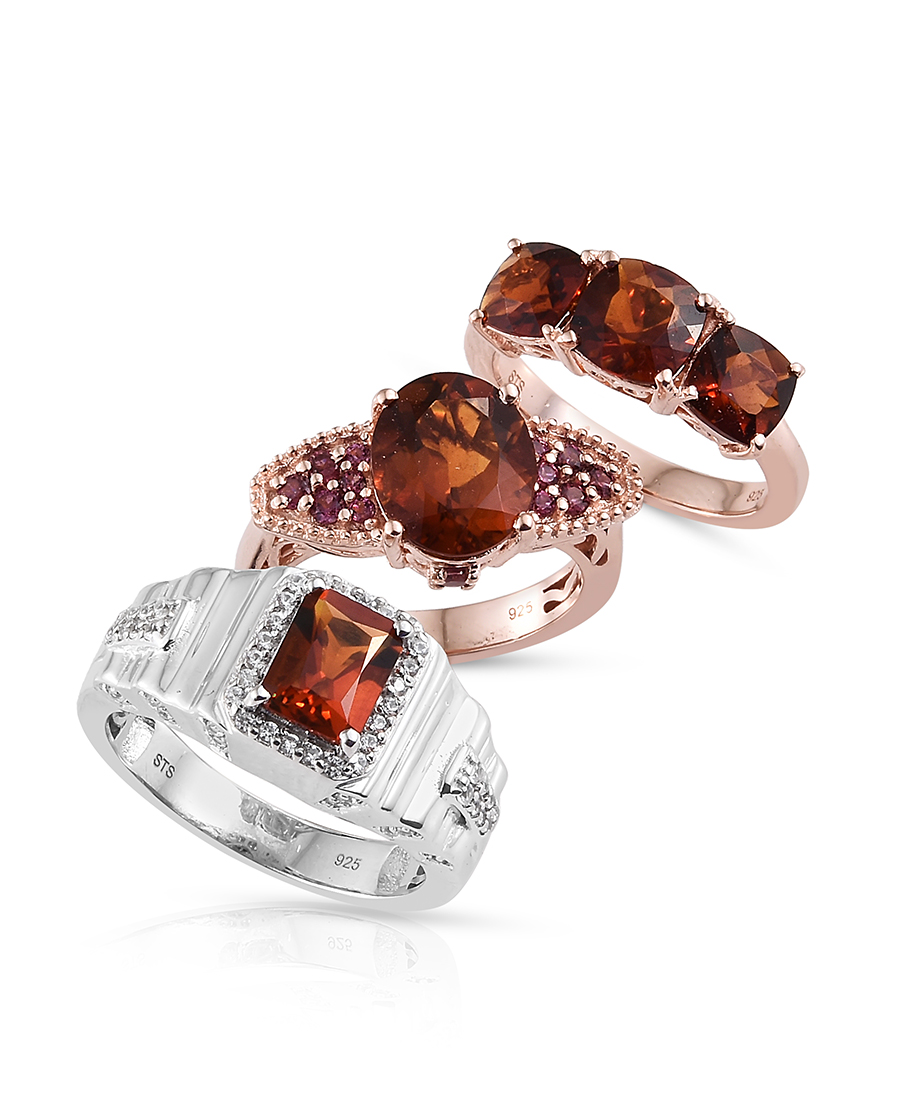 Education Center Red Citrine Gemstone Shop Lc