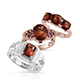Red Citrine Jewelry