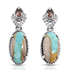 Royston Turquoise Earring
