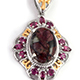 Russian Eudialyte Jewelry
