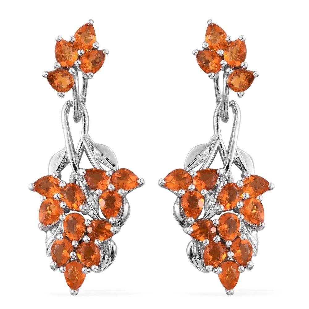 Shop for Salamanca Fire Opal Earrings.