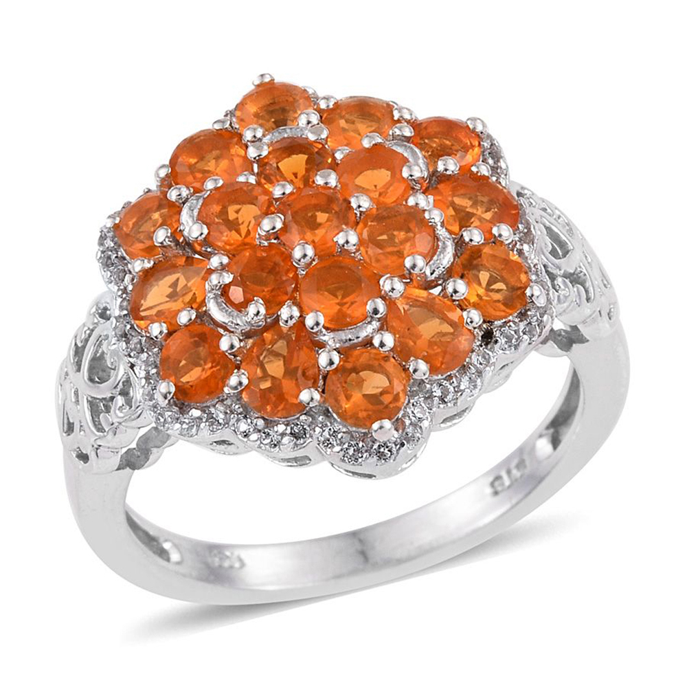 Shop for Salamanca Fire Opal Rings.