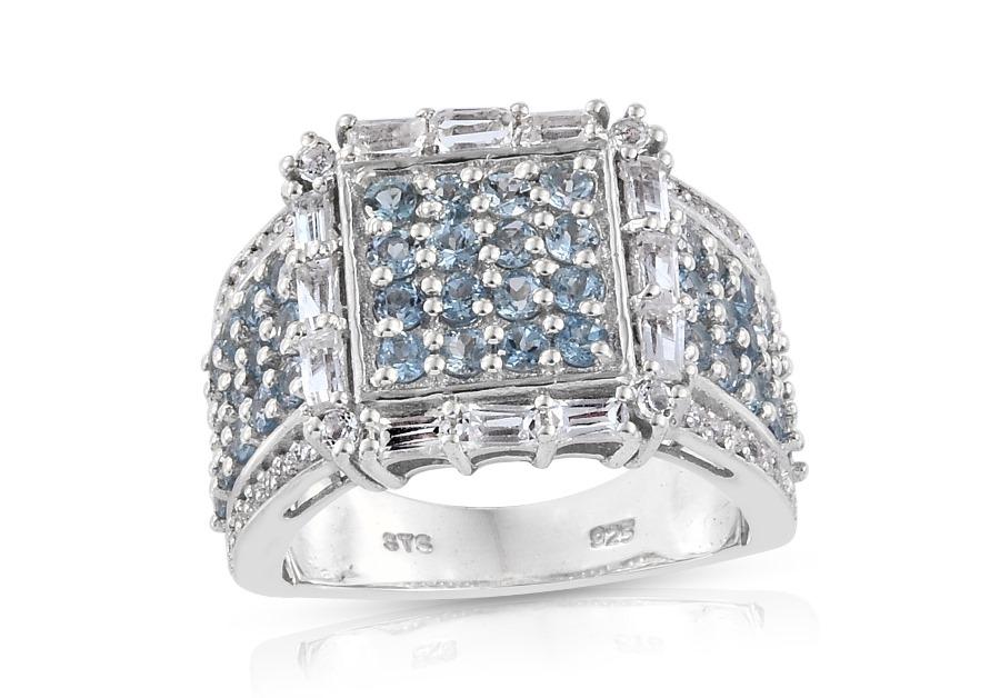 Santa maria aquamarine stone meaning value jewelry for Santa maria jewelry company