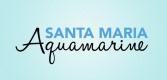 Santa Maria Aquamarine Logo