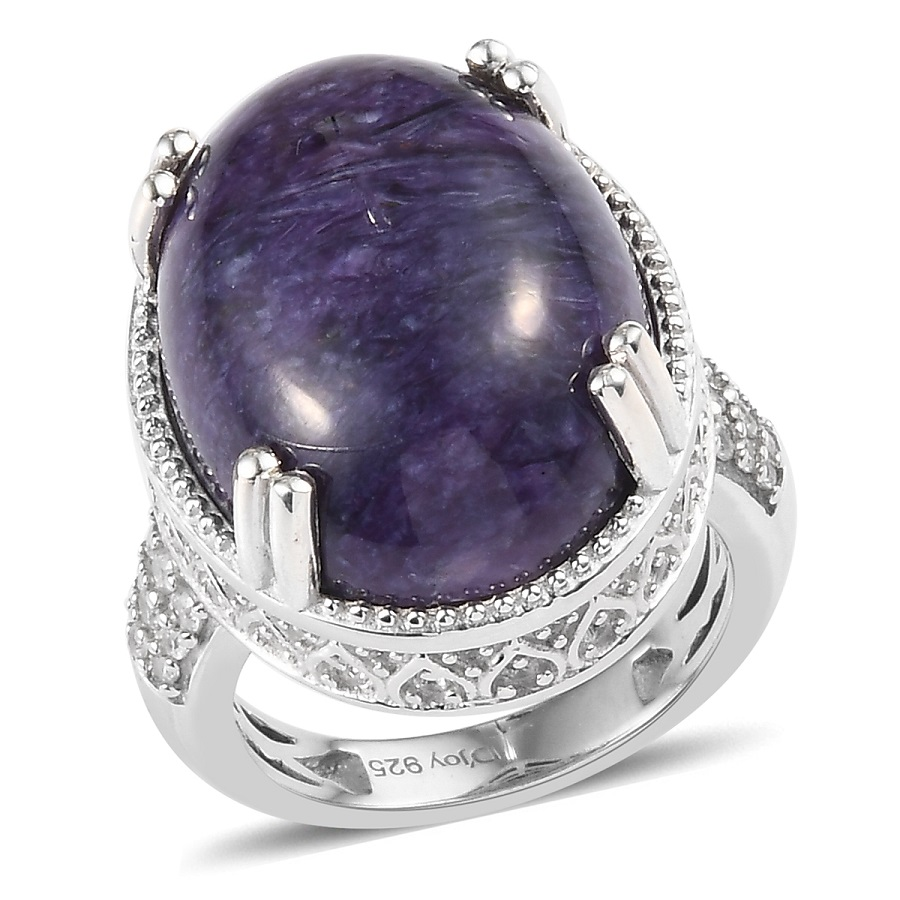 charoite meaning properties and jewelry information