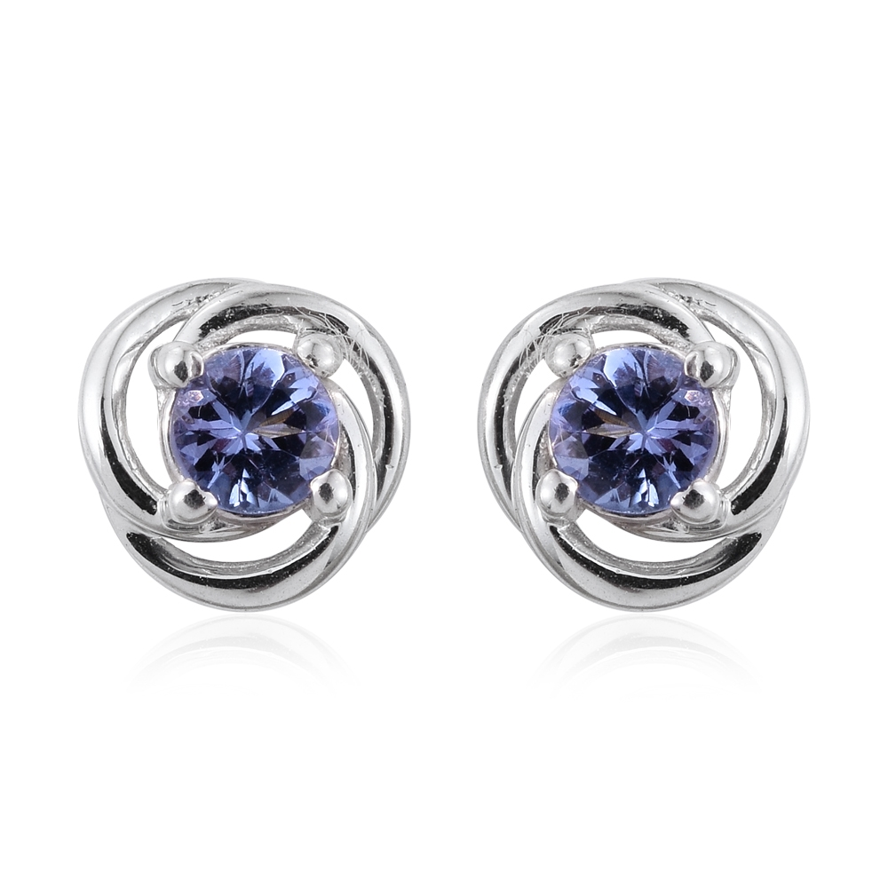 Tanzanite Earrings.