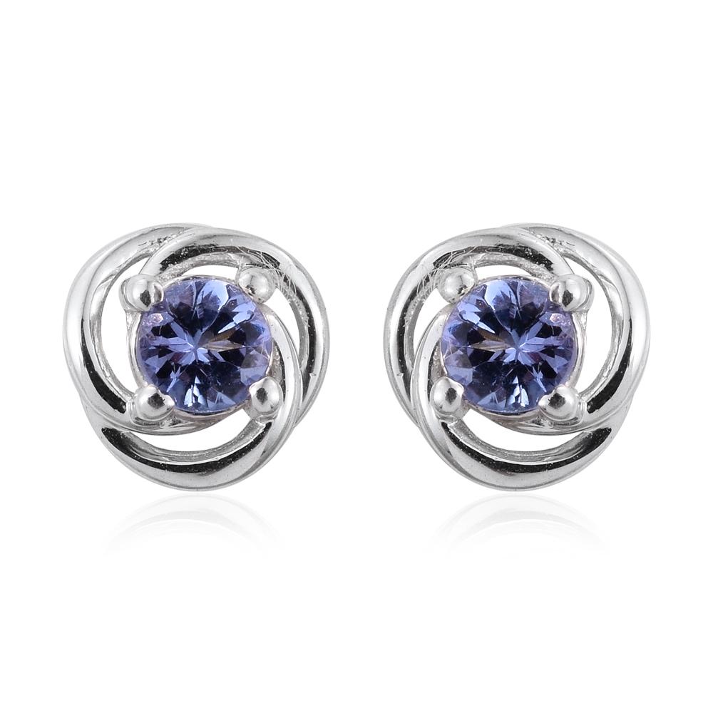 Tanzanite Earrings.