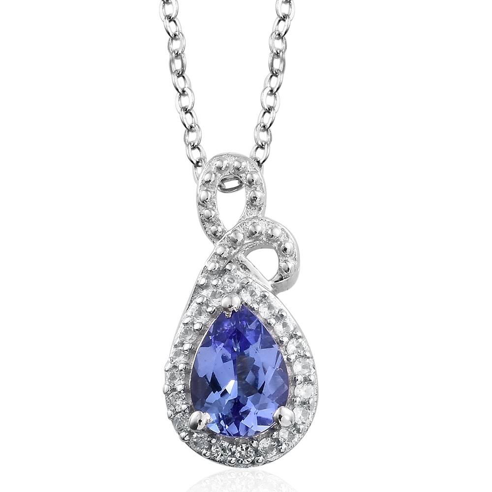 Tanzanite Necklaces & Pendants.