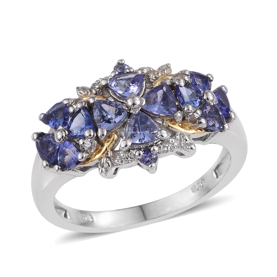 Shop for Tanzanite Rings.