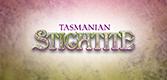 Tasmanian stichtite logo.