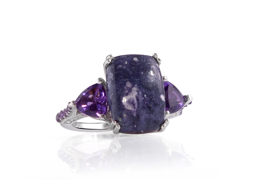 9b0edc69d Utah Tiffany Stone: Meaning, Value and Jewelry Information   Shop LC