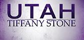 Utah Tiffany Stone Logo