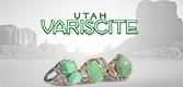 Utah Variscite Logo