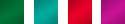 Alexandrite Color Pallete