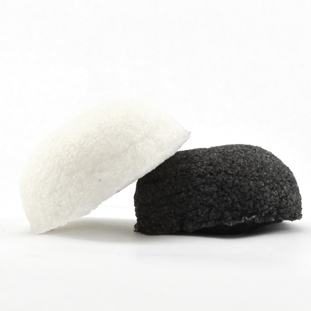 Beauty By Earth Konjac Sponge 2 Pack