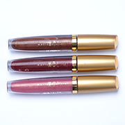 Mario De Luigi's Cosmetic Collection Natural Lip Varnish Trio