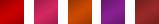 Ruby Color Pallete