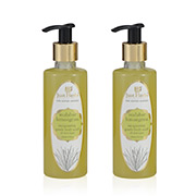 Just Herbs Malabar Lemon grass invigorating Body Wash (Set of 2)