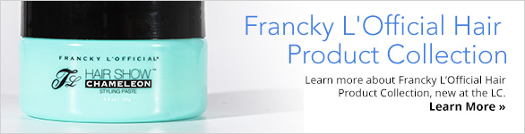 Francky L'Official Hair Product Collection