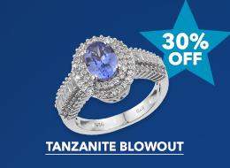 Tanzanite Blowout