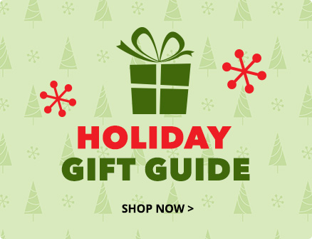 Find holiday gift guide at Shop LC.