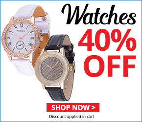 40 Off Watches