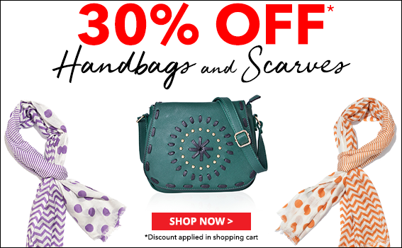Handbags and Scarves