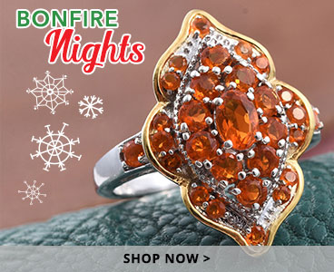 Bonfire Nights collection holiday gifts.