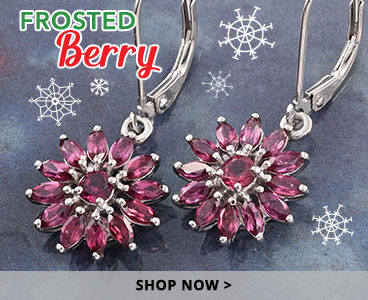 Frost Berry collection holiday gifts.