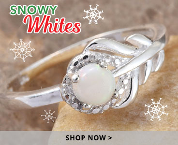 Snowy Whites collection holiday gifts.