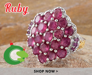 Ruby holiday gifts.