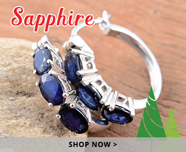 Sapphire holiday gifts.